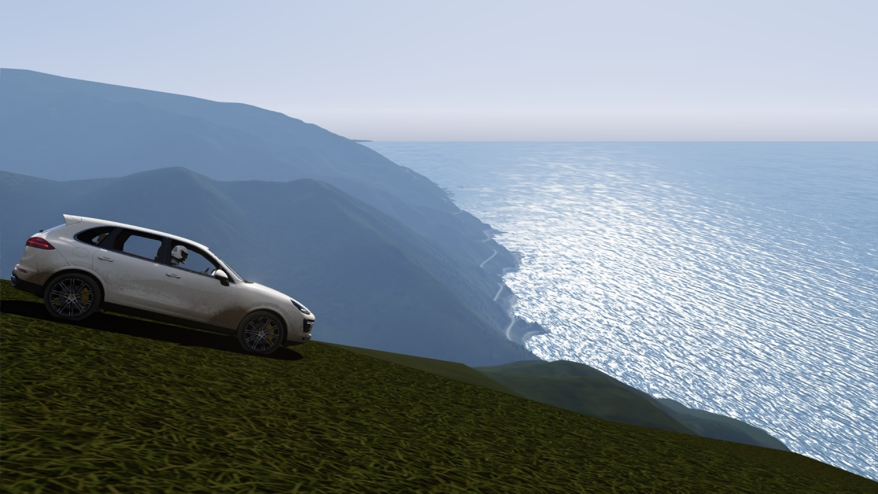 Pacific Coast - Going Offroad