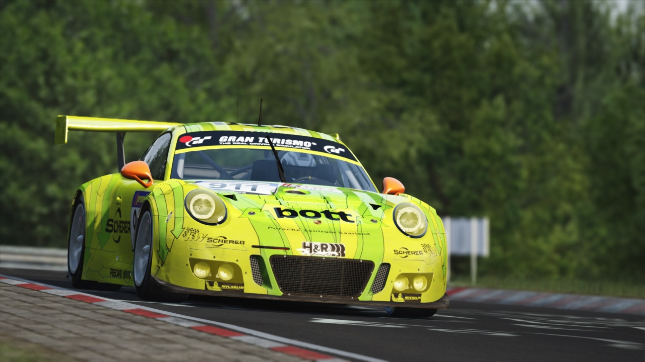 Manthey 911 GT3 R