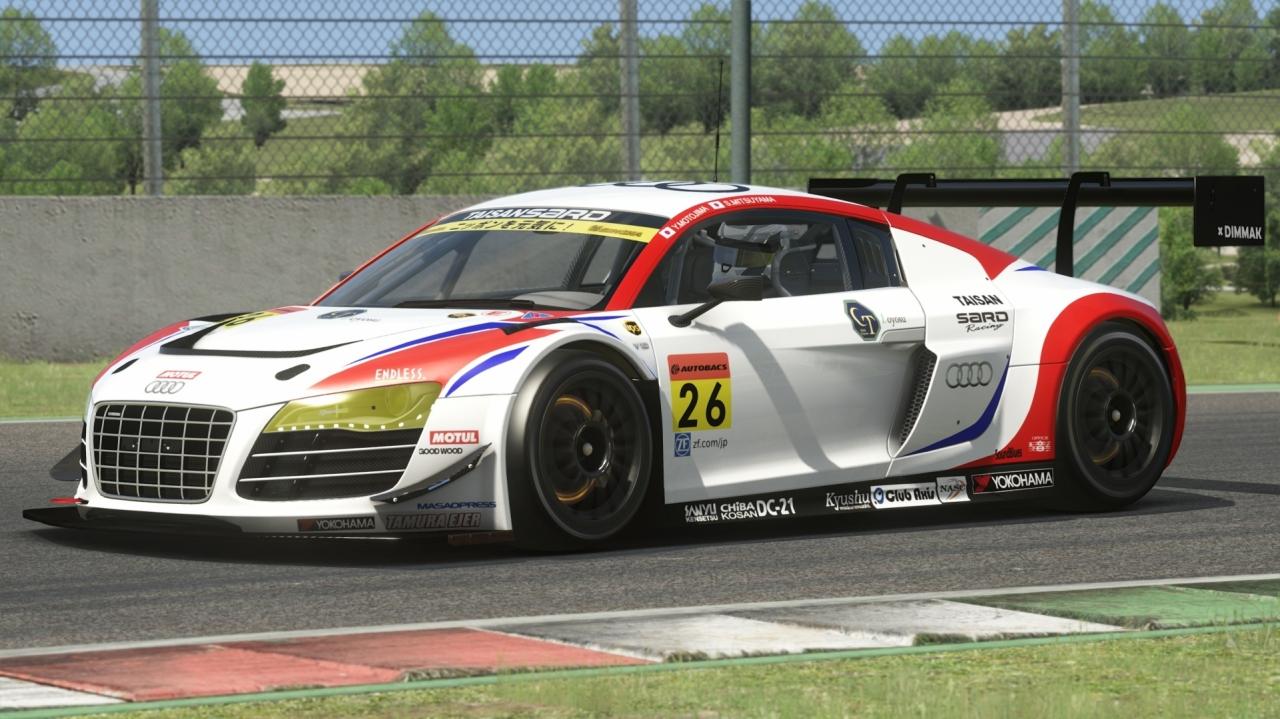 Audi R8 LMS Ulta