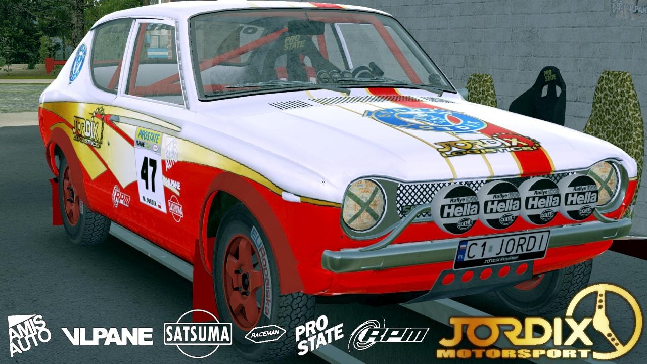 My Rally Satsuma