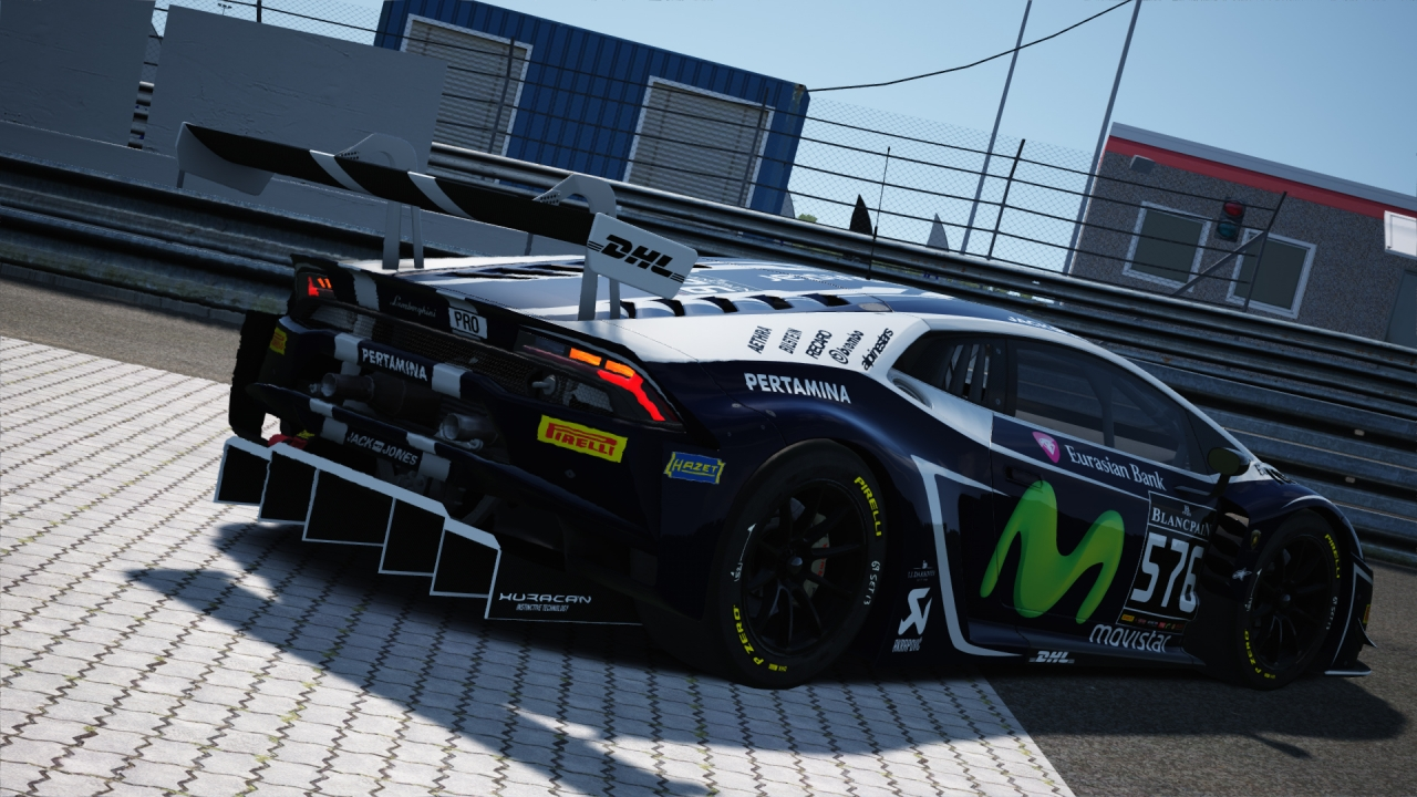 photo huracan movistar nord 1 in the album assetto corsa by henky sa racedepartment. Black Bedroom Furniture Sets. Home Design Ideas