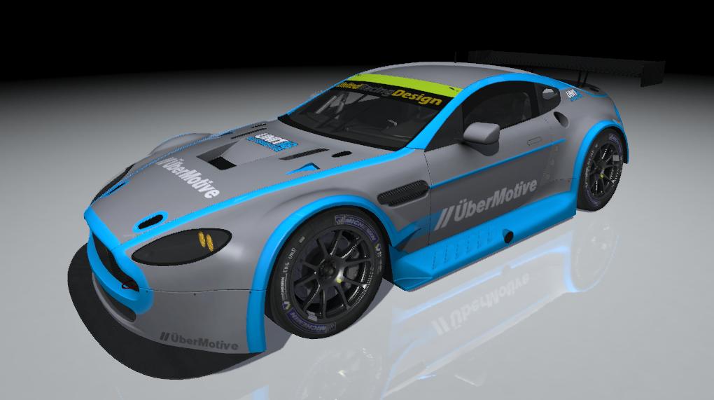 ÜberMotive/ Supermotive URD Aston Martin gte