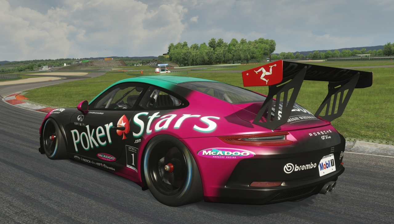 Poker Star GT3 Cup