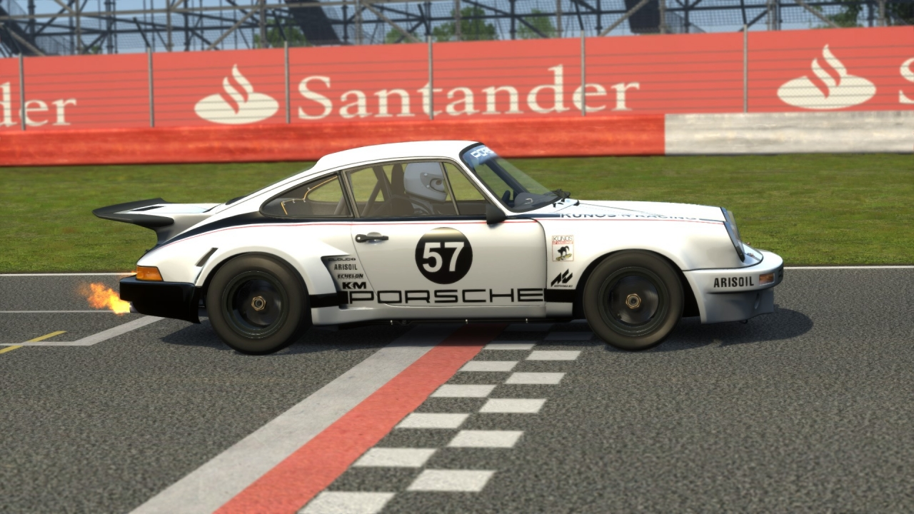 Porsche Carrera Silverstone