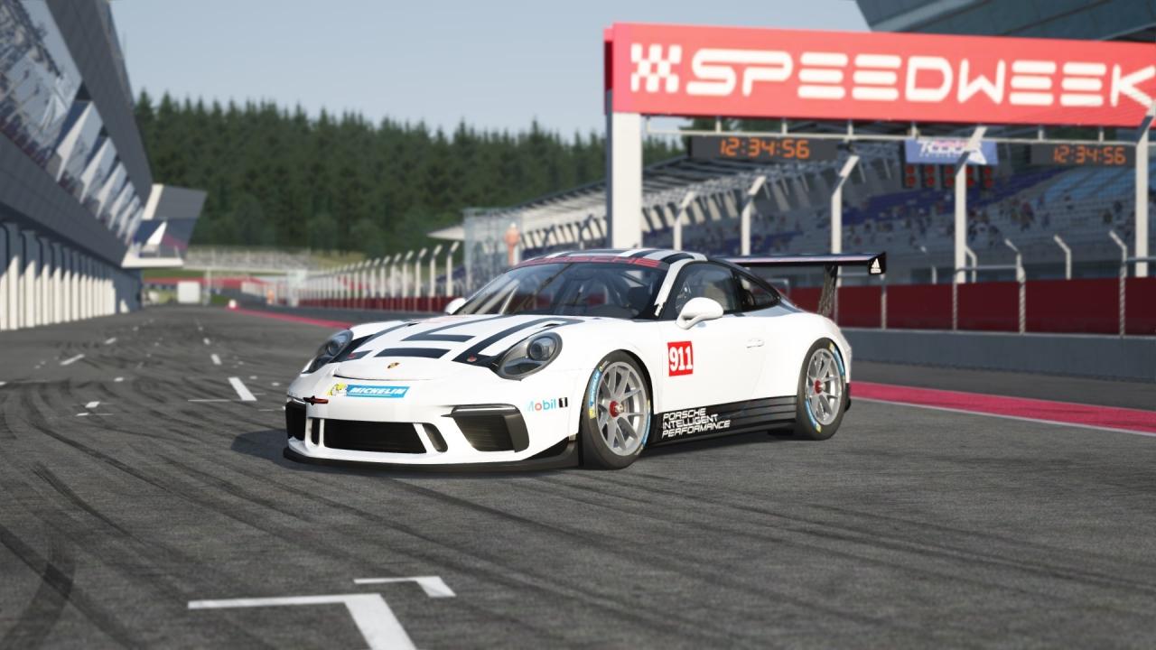 Porsche 911 GT3 R RBRing