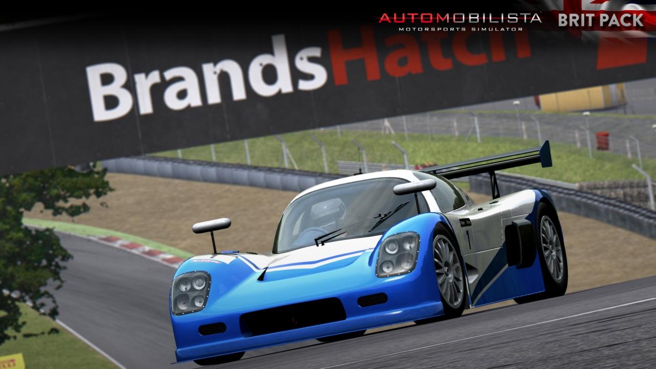 Ultima GTR Race