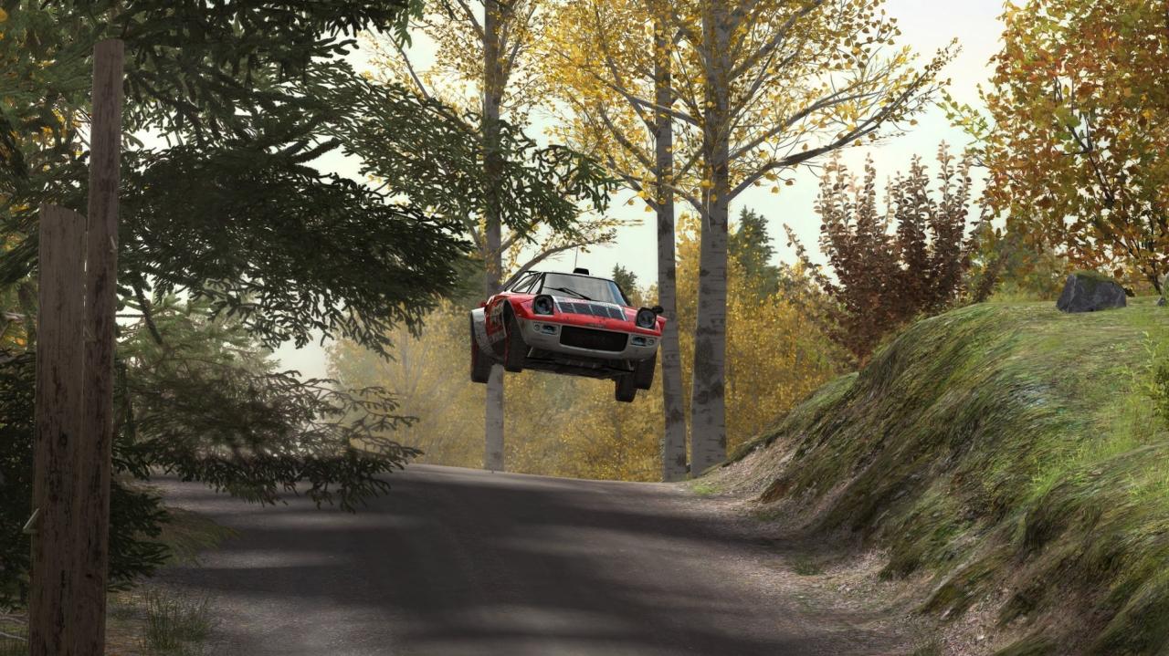 Lancia Stratos @ Finland