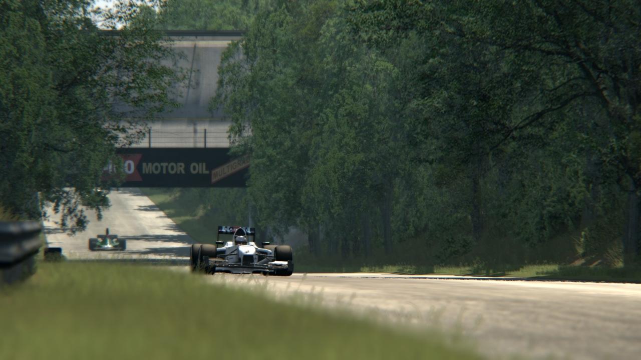 Hazy Monza