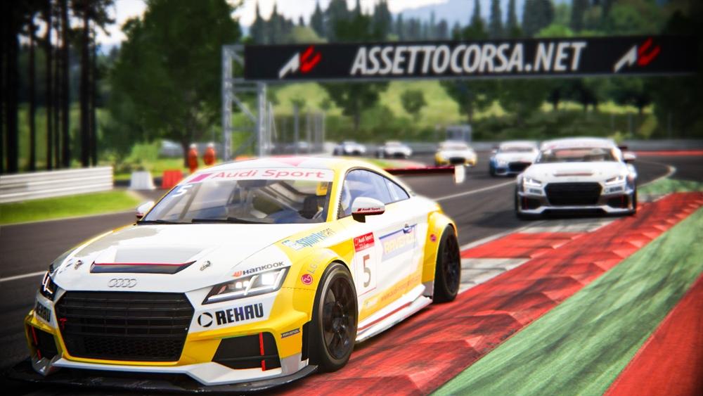 Audi TT Cup / RS VLN