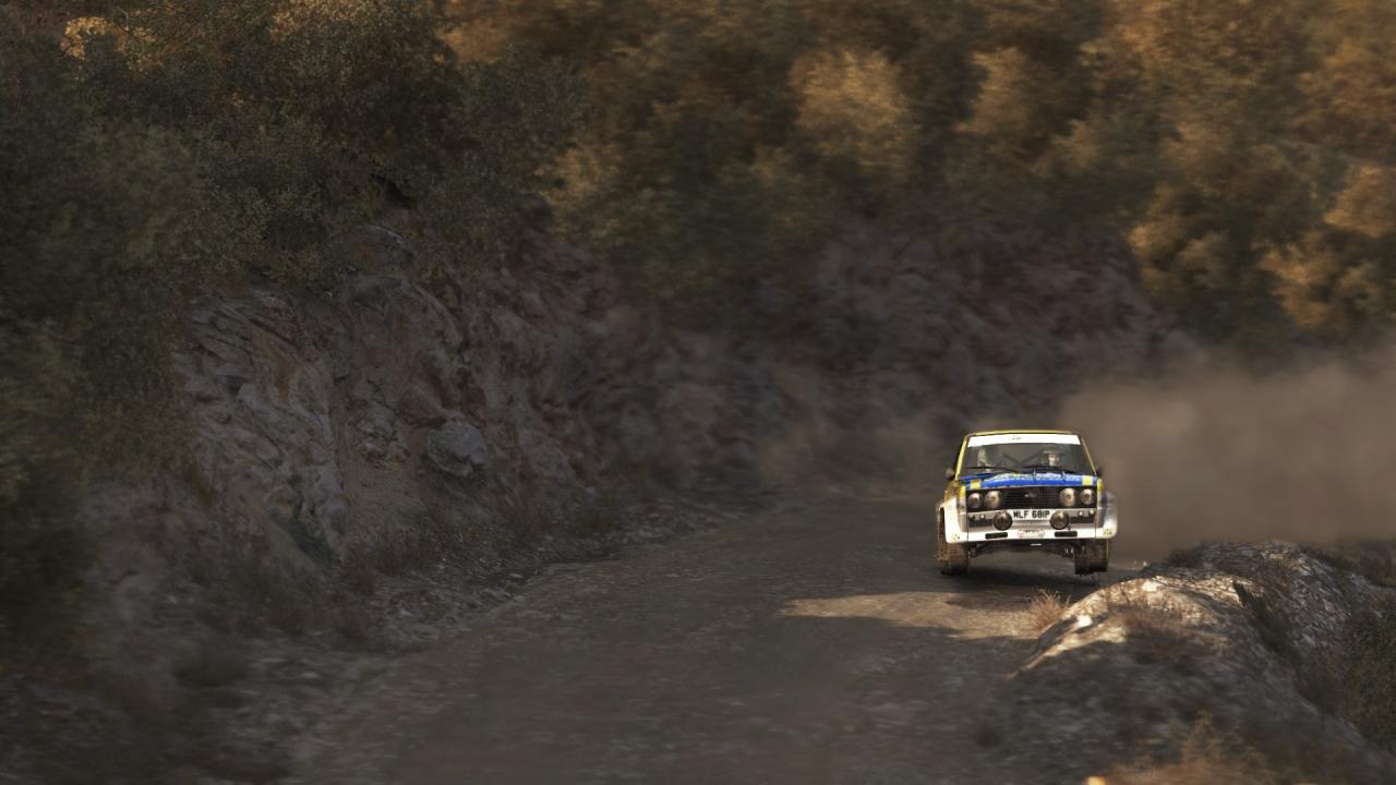 Fiat 131 in Greece