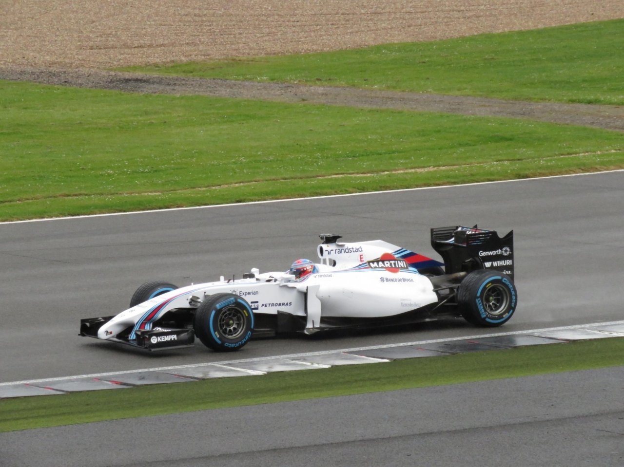 Silverstone Williams 40TH