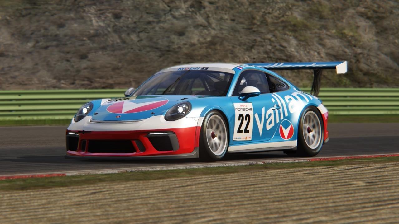 Vaillante Porsche Cup