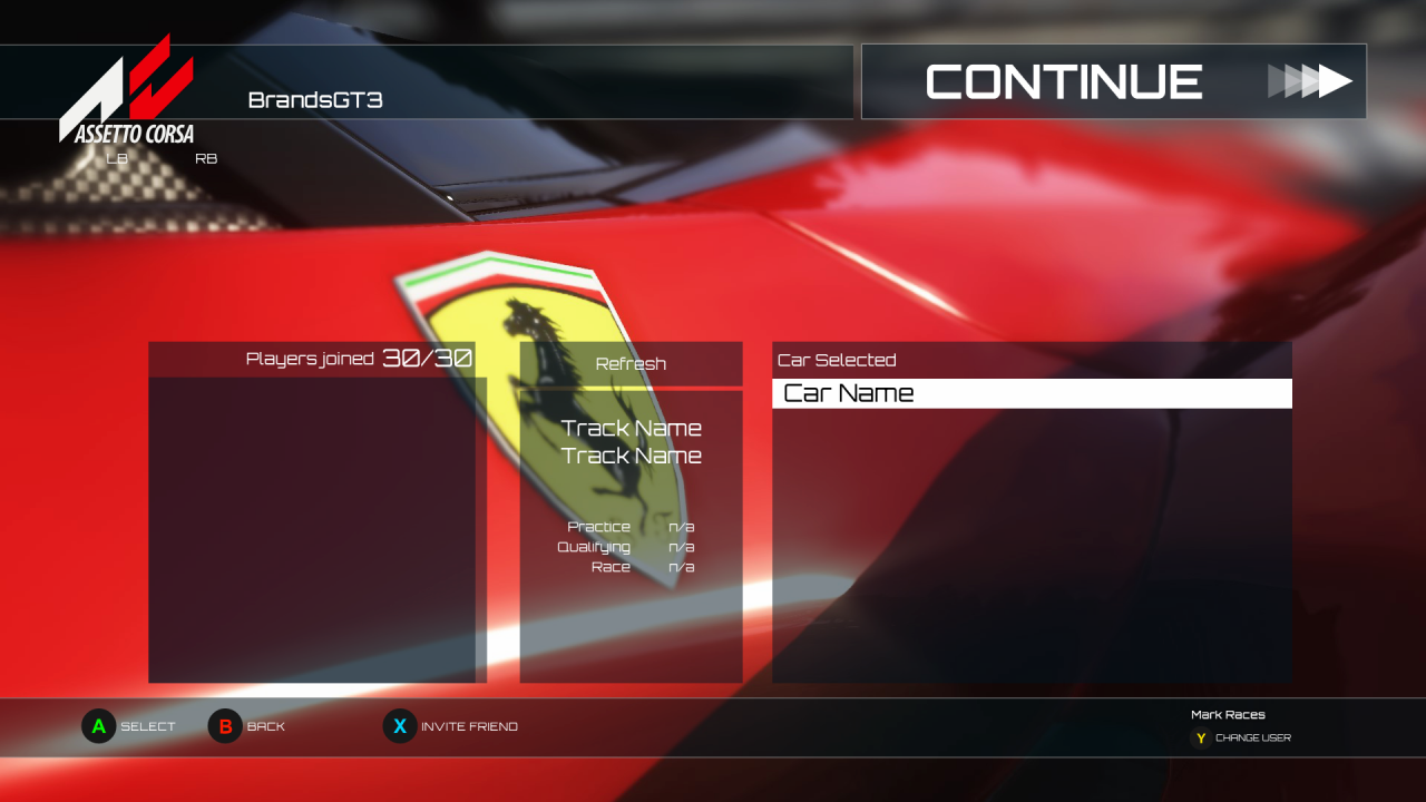 Xbox One Custom Lobby Freeze