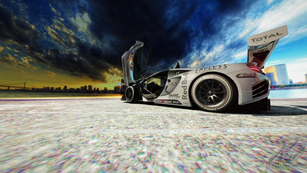 McLaren City Sky