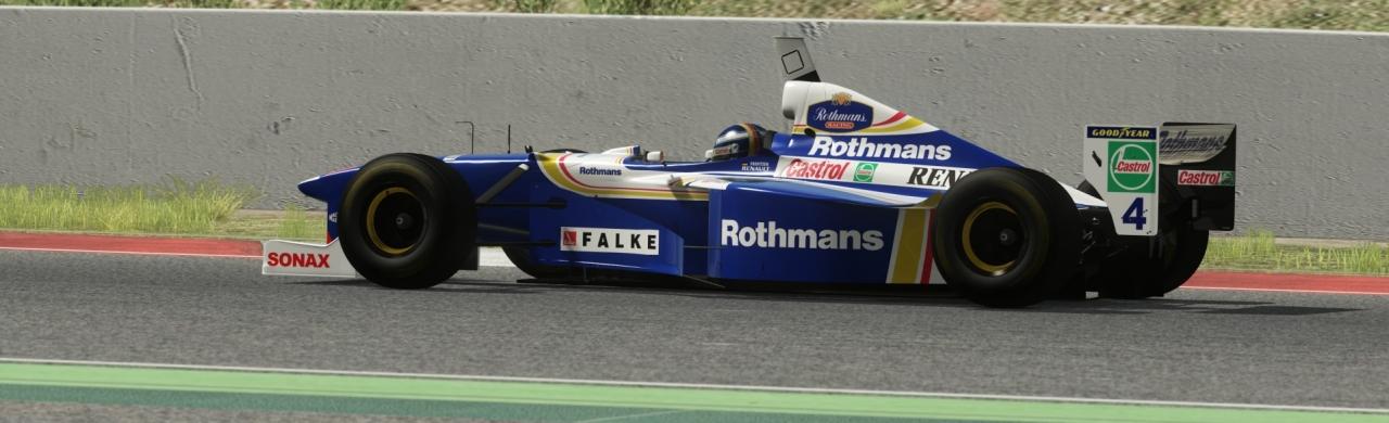 Williams FW 19
