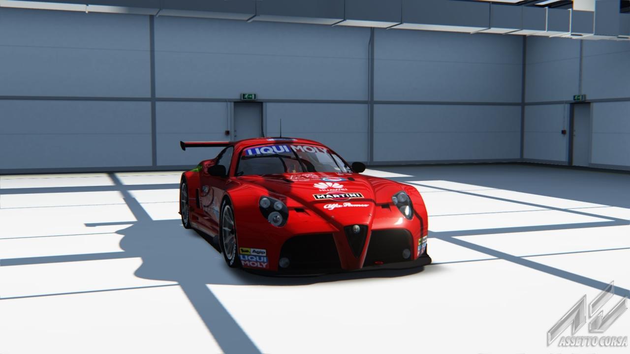 ALFA C8 GT3