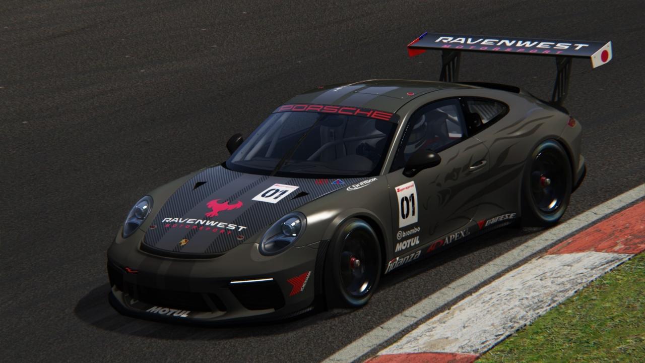Ravenwest 911 GT3