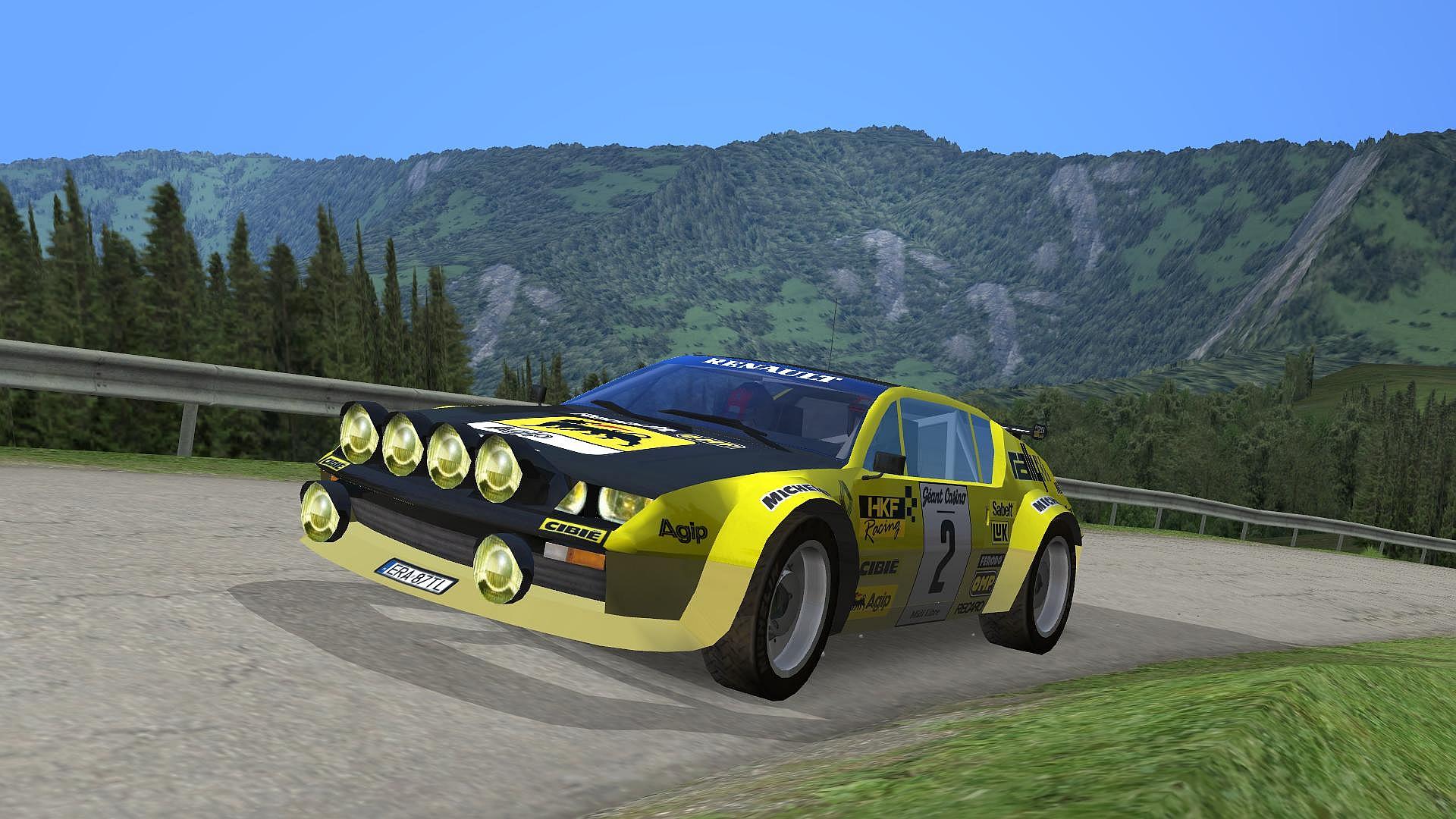 Alpine a310