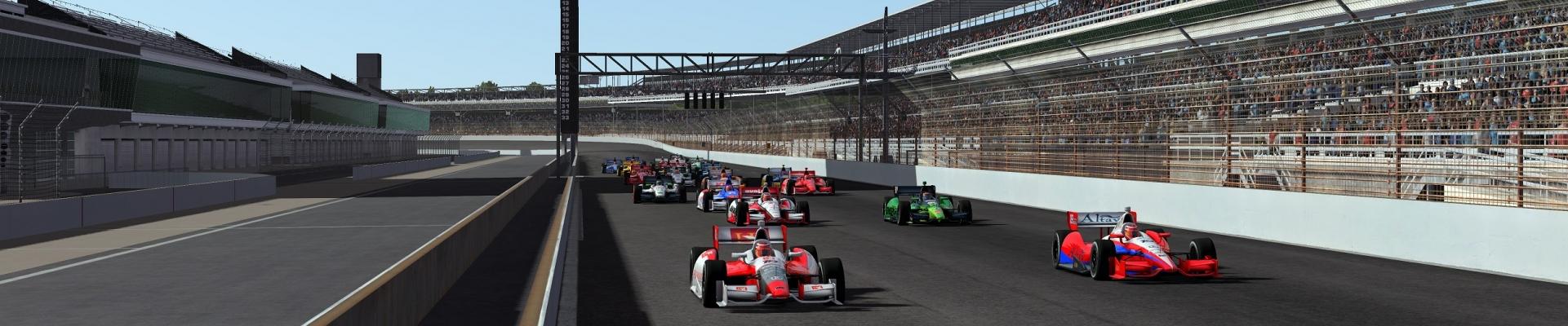 Indy start