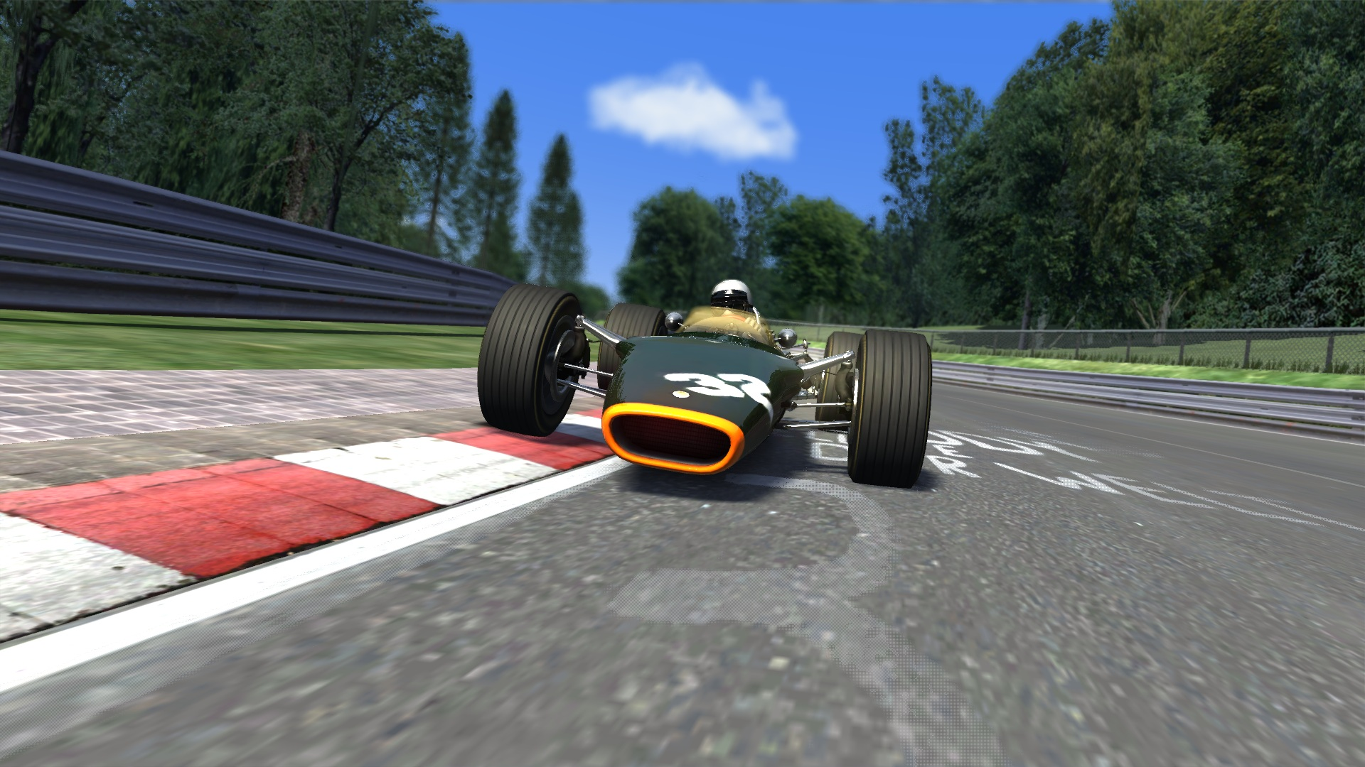 Lotus 49 @ The Ring
