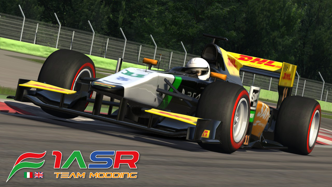 F1 ASR GP2 2014 Series