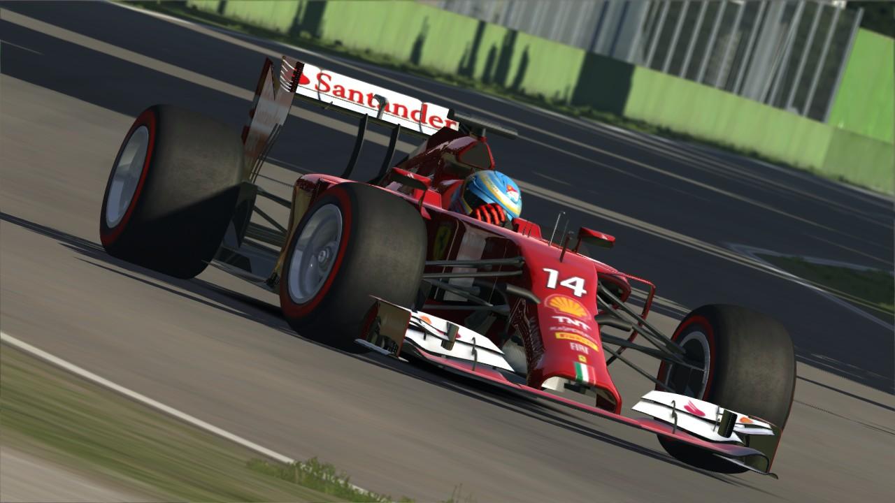 AC ,F14T #14 Alonso