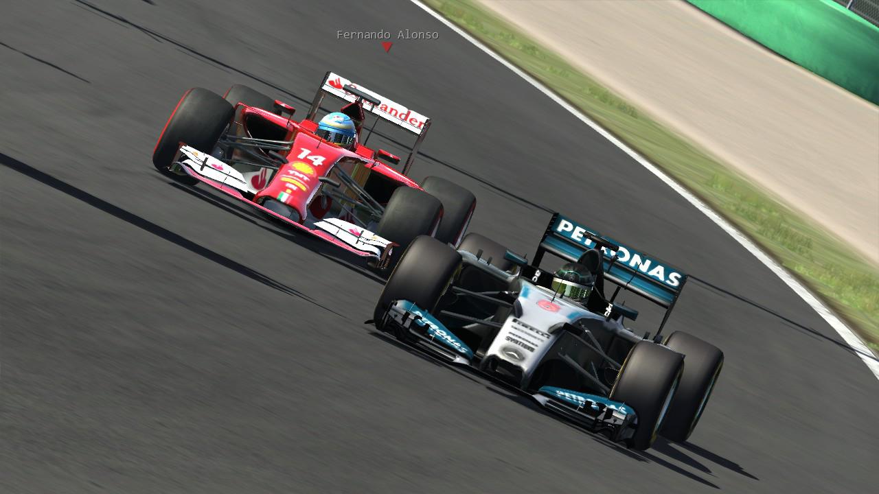 F1 ASR , F1 2014 Season WIP
