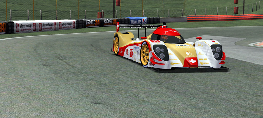 Lola B12/60 Rebellion Gold