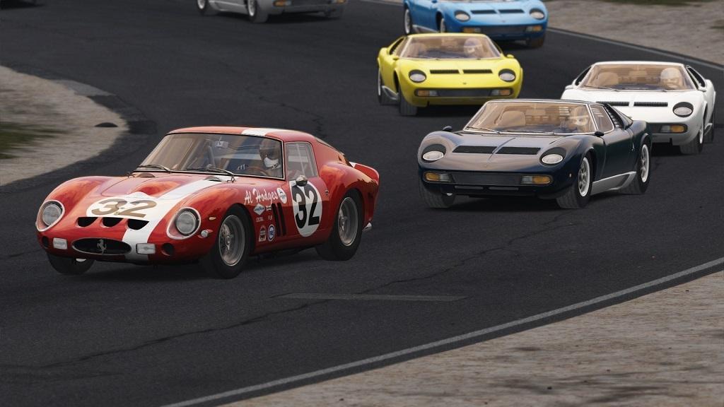 Ferrari Celebration 4