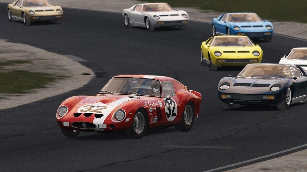 Ferrari Celebration 5
