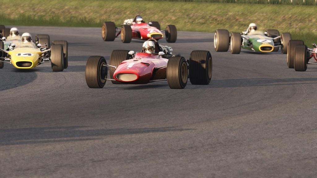 60's F1 a