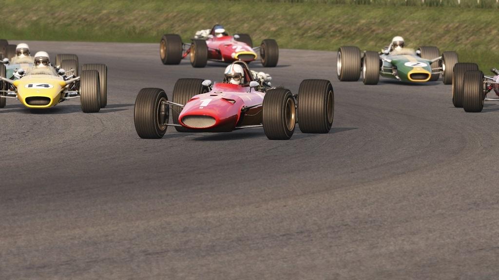 60's F1 b