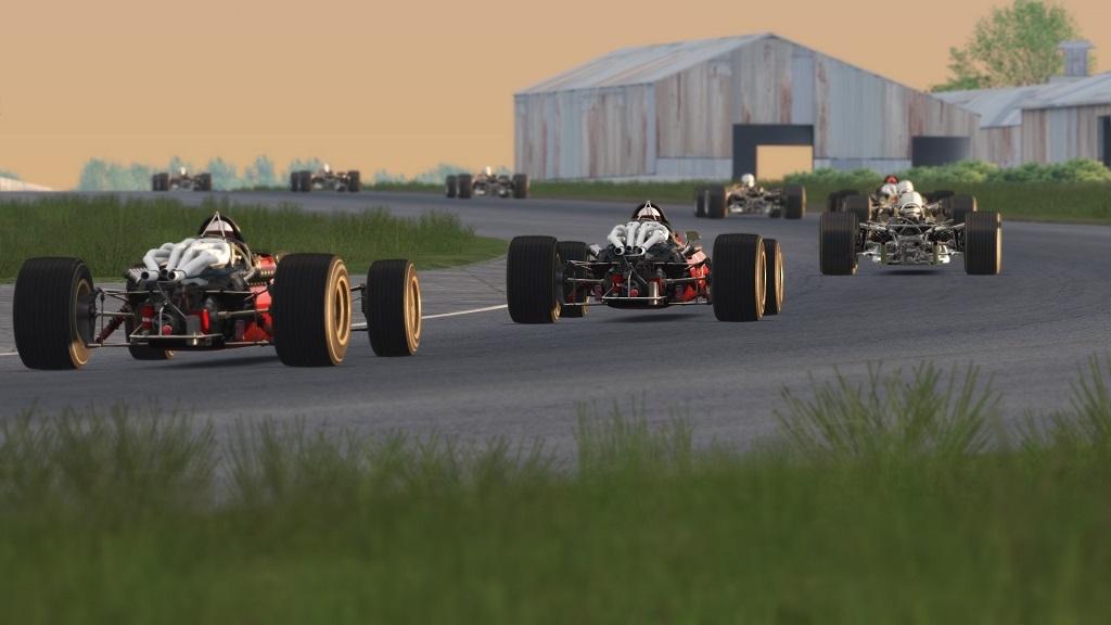 60's F1 d