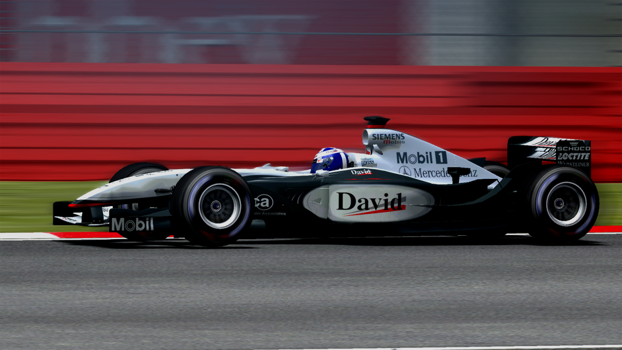 GP4 - Coulthard MP4-17