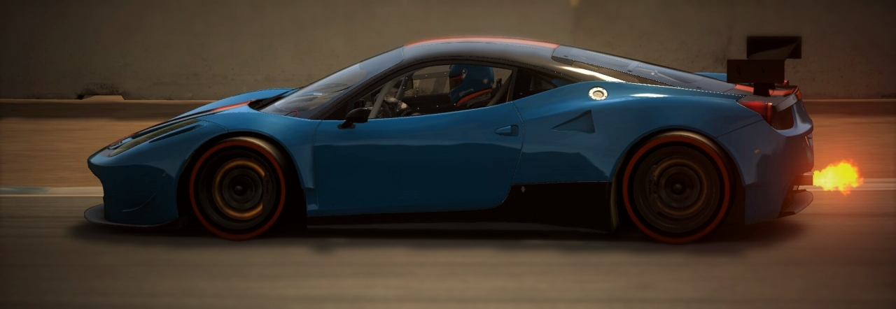 458 GT2