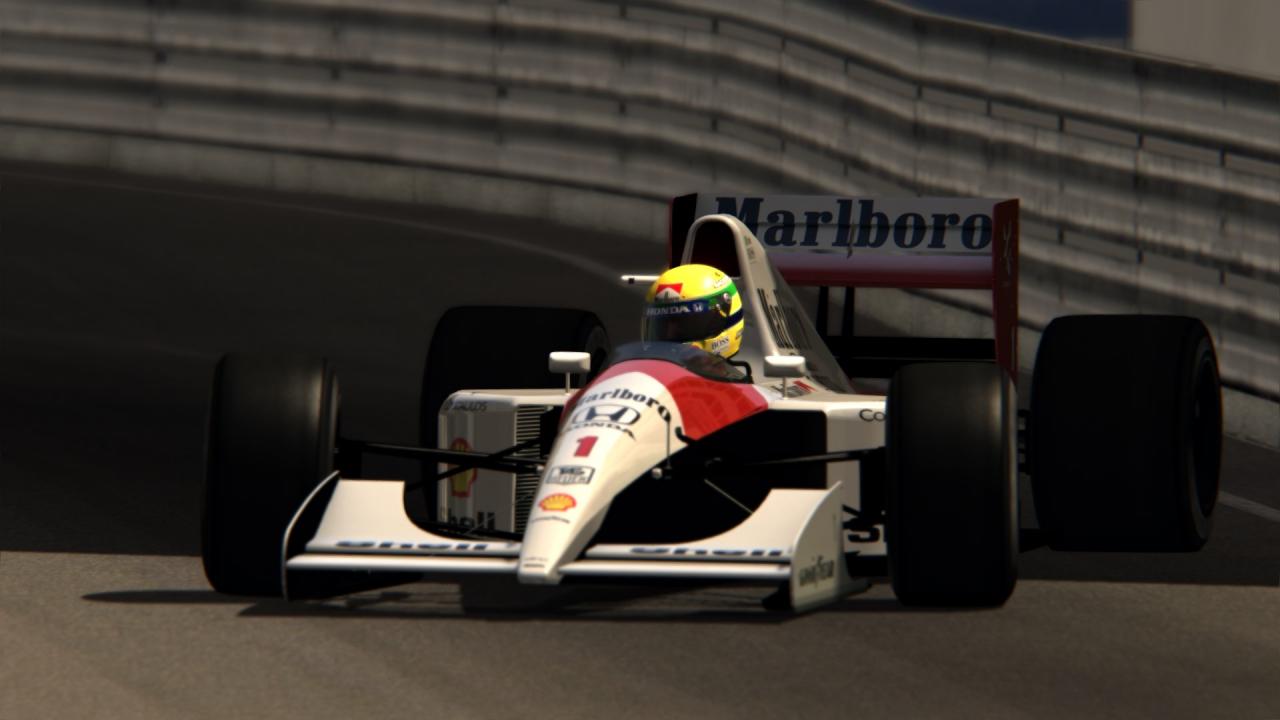 mp4/6 @ Monaco 88