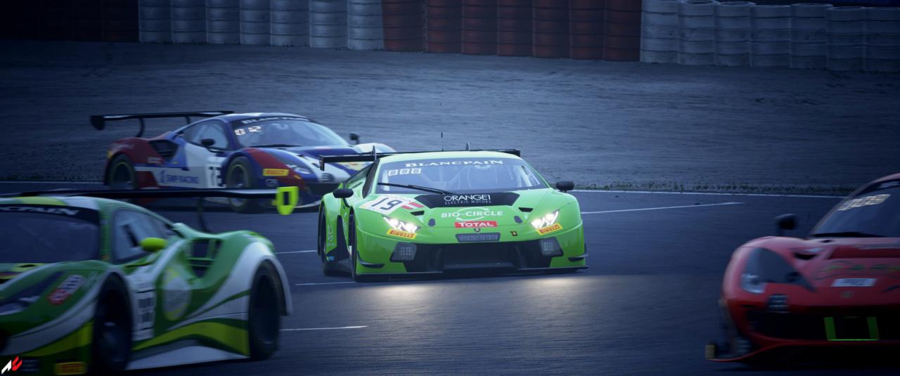 ACC GT3 Race Overcast 1