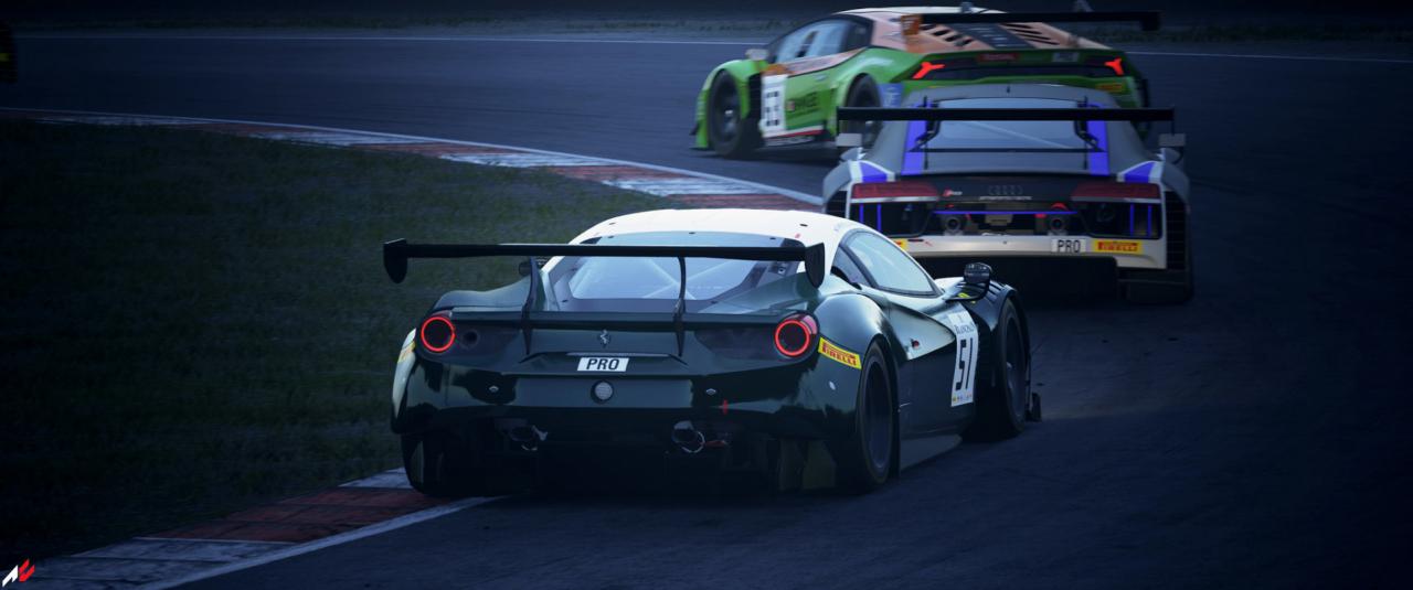 ACC GT3 Race Overcast 2