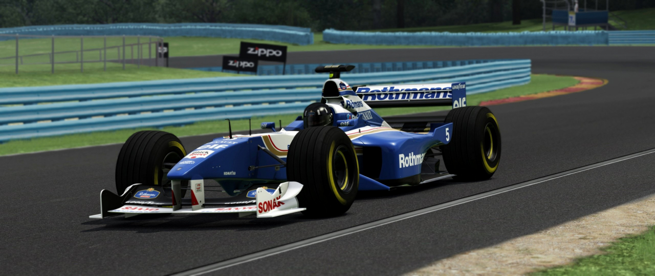 RSS_Formula_2000 Williams FW18 (1996) from Marco17_ok