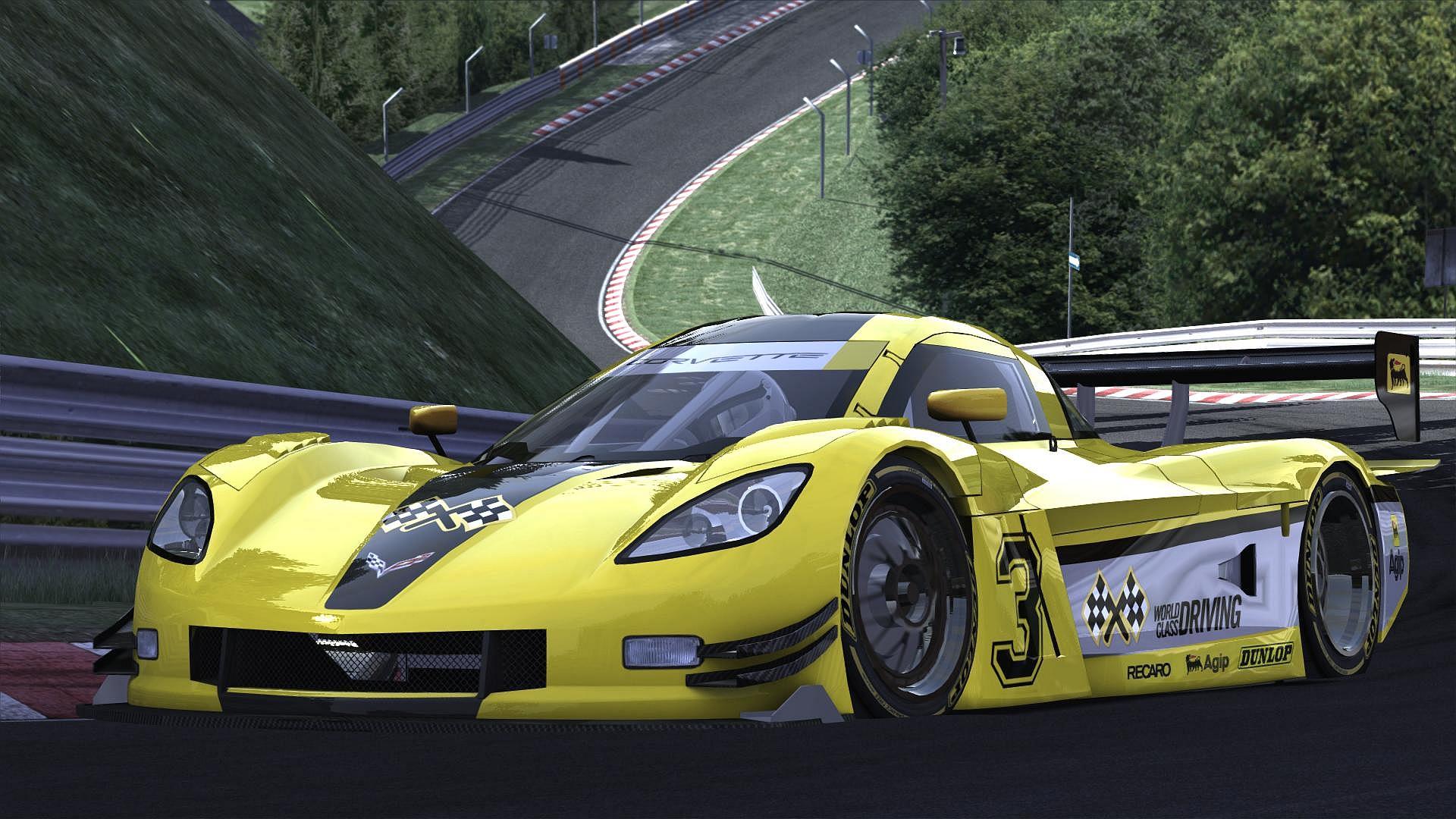 Corvette Daytona