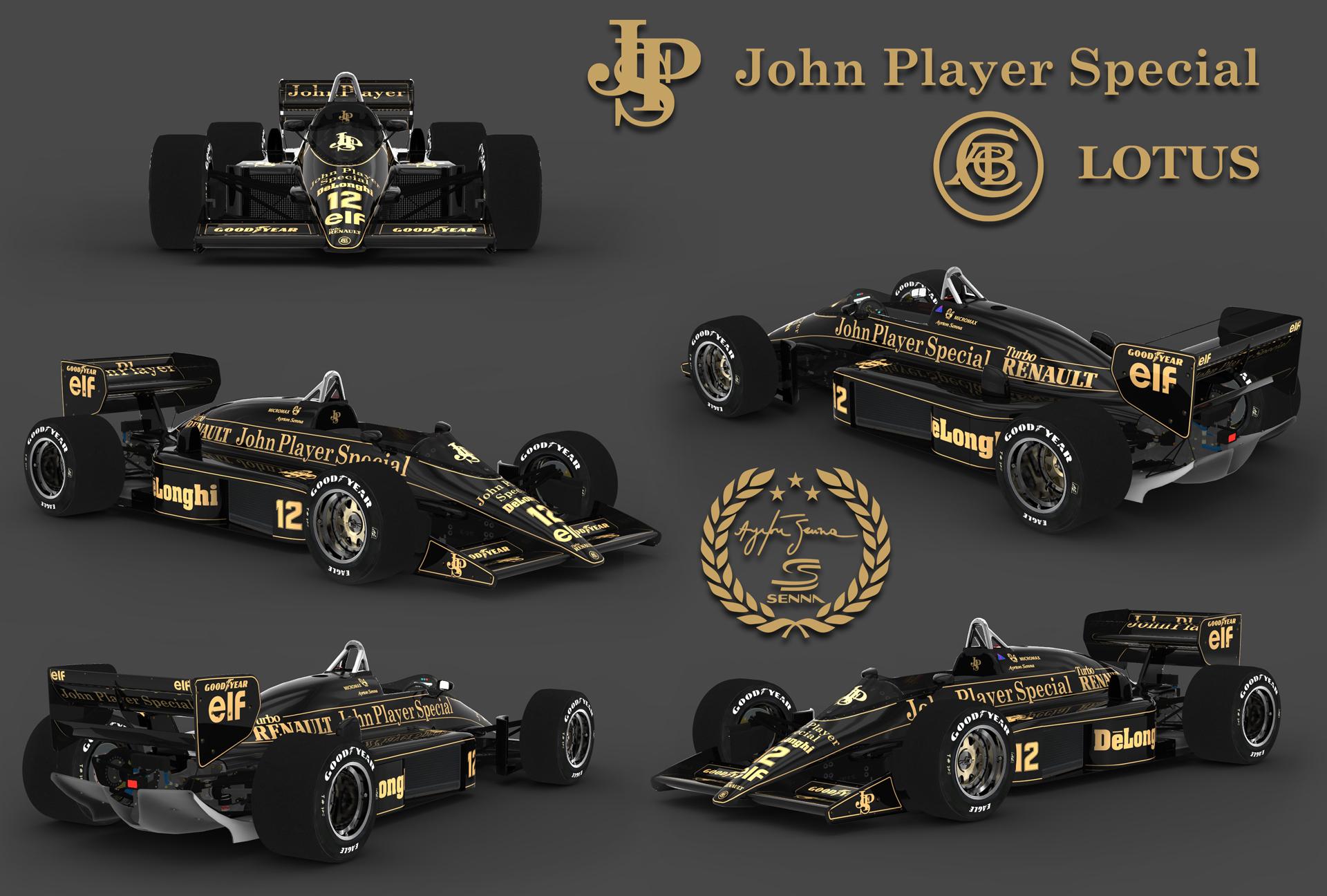 Senna 98T