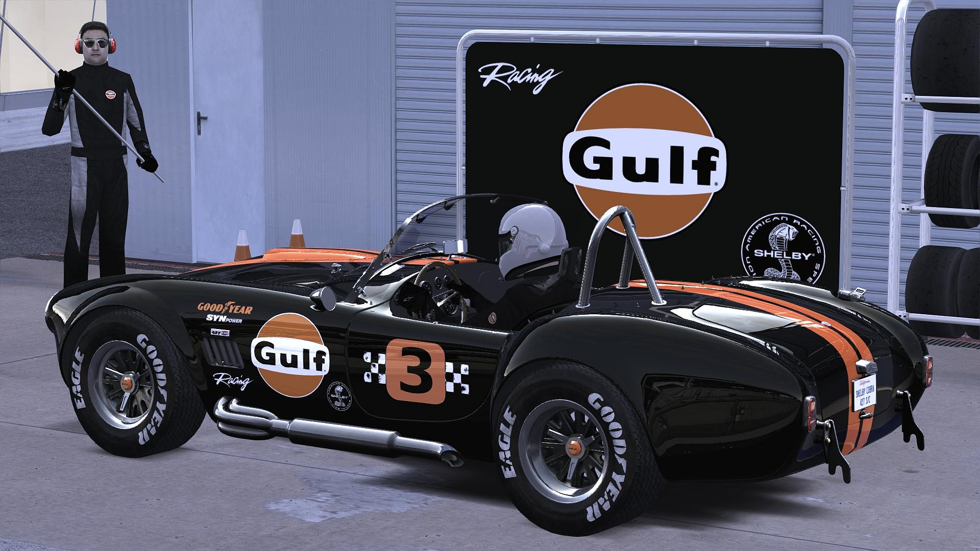 Cobra Gulf - Black edition