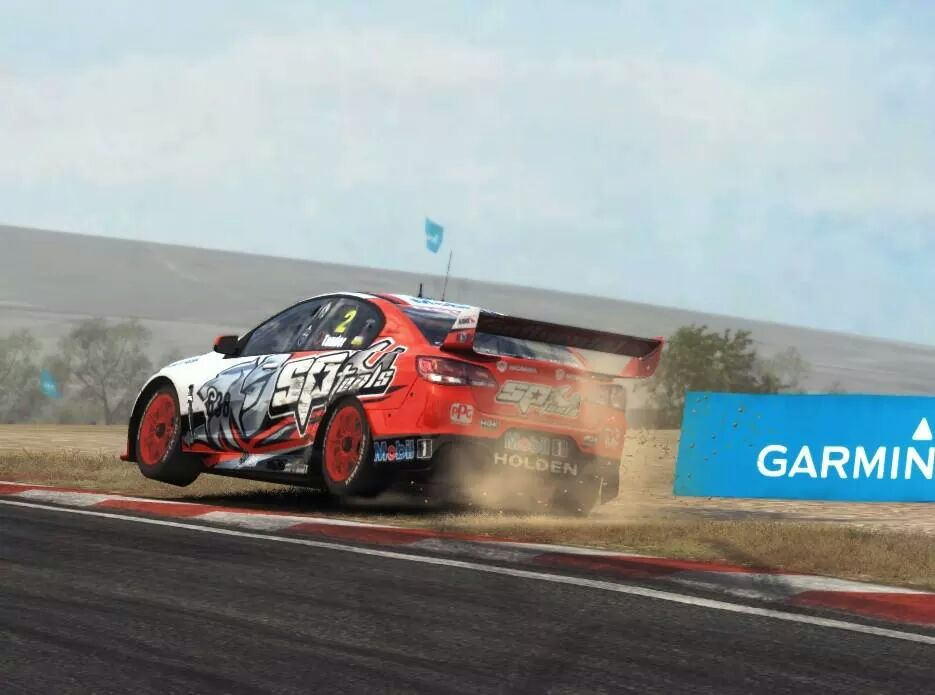 Holden Racing Team V8