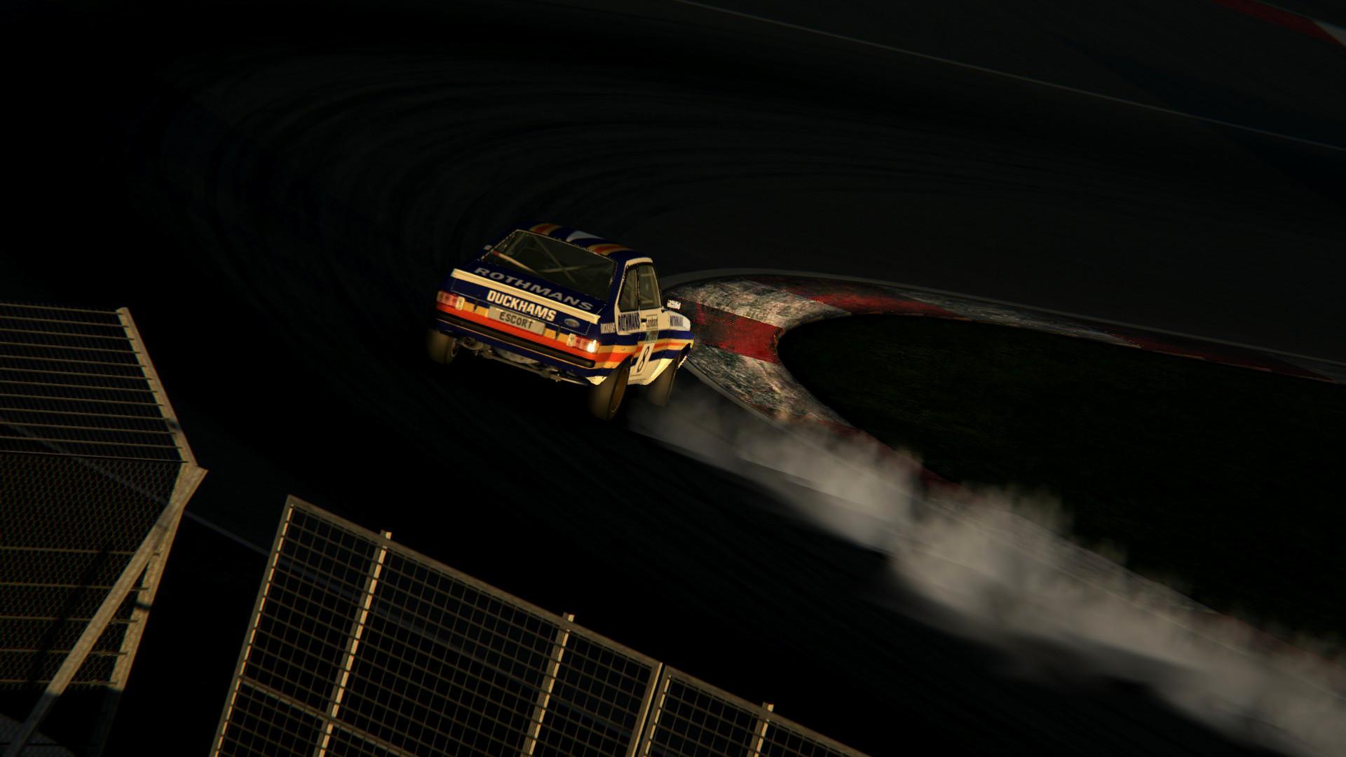 Ford Escort Drift Silverstone
