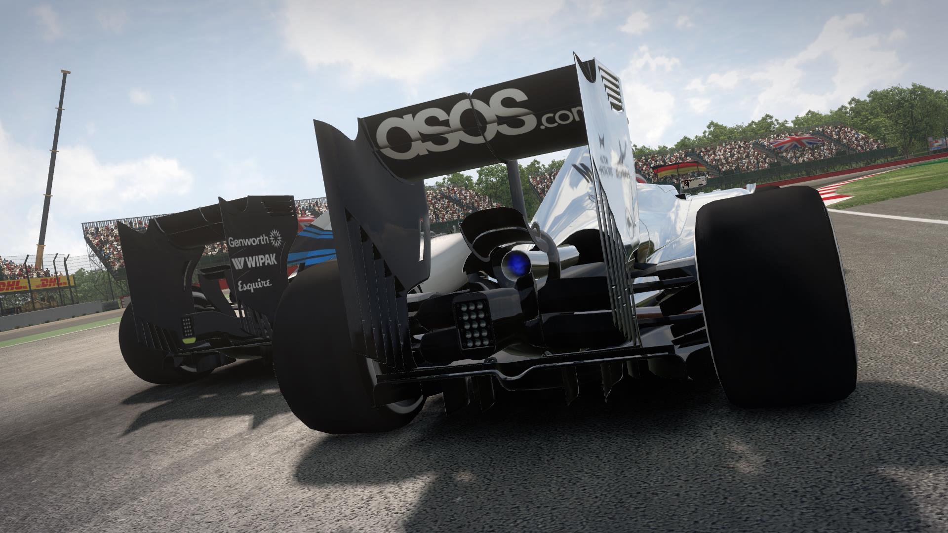 F1 2014 The Game McLaren