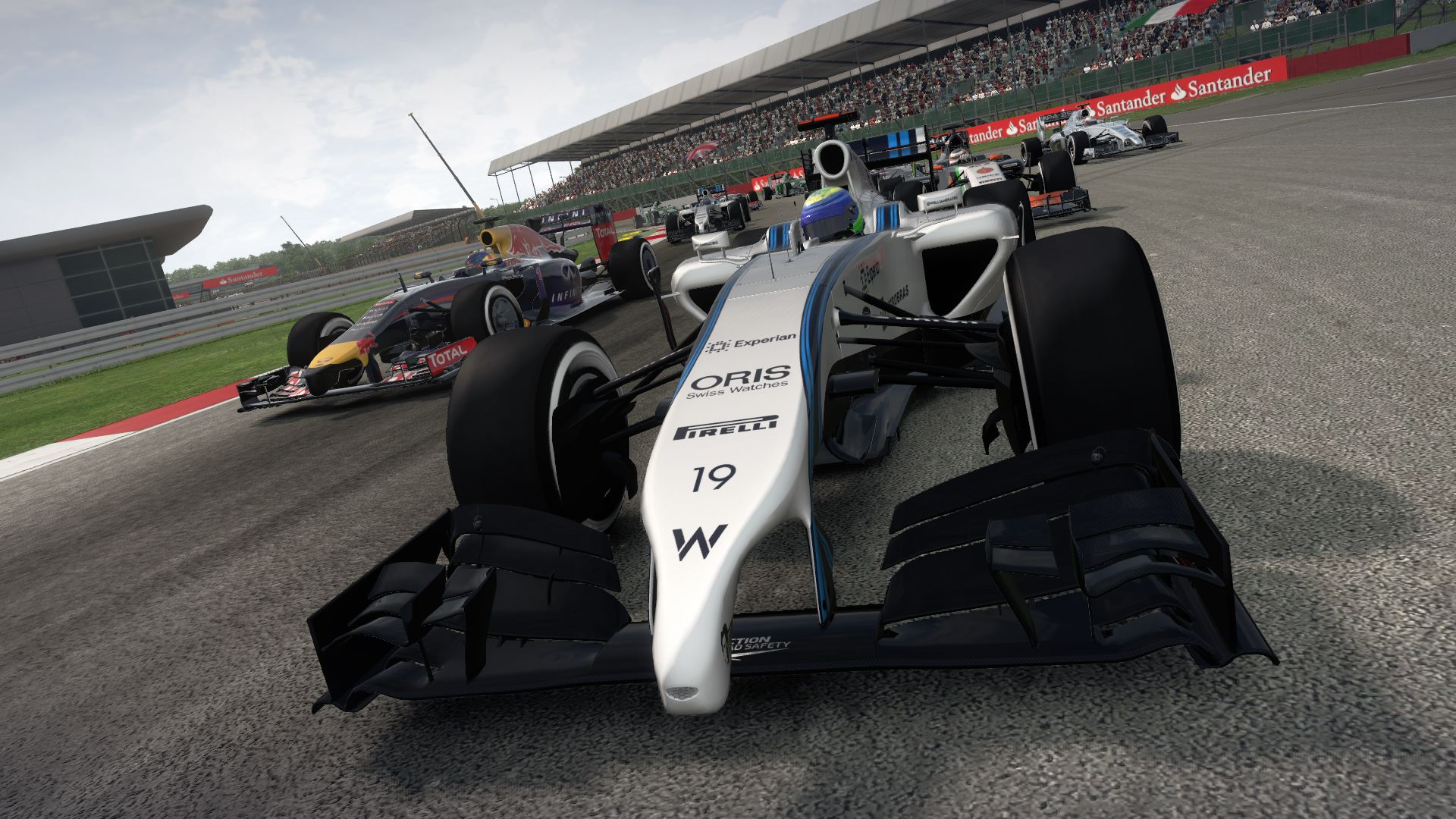 F1 2014 The Game Not So Williams