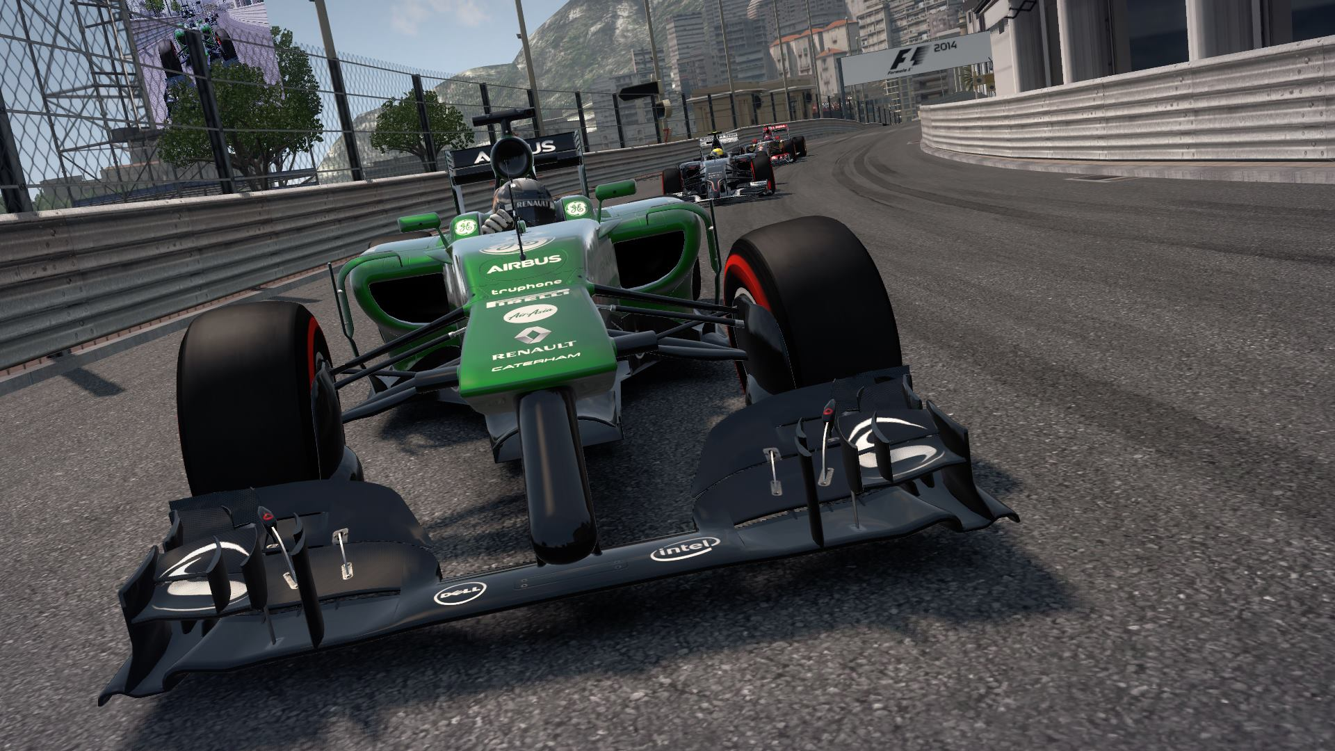 F1 2014 The Game Caterham