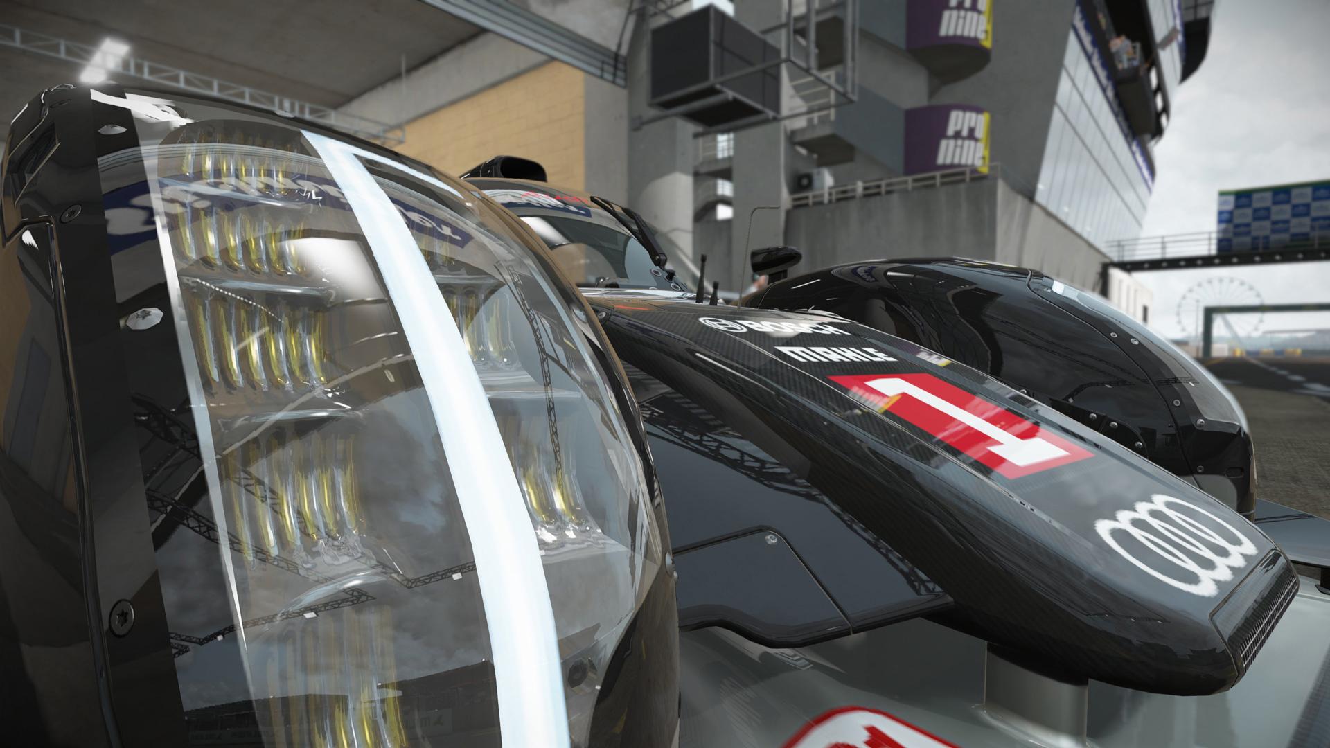 Project Cars Gamescom 1