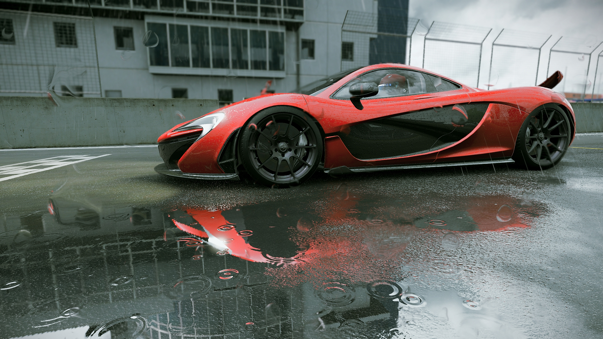 Project Cars Gamescom 10