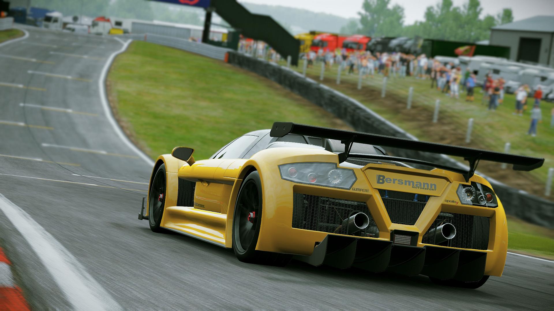 Project Cars Gamescom 11